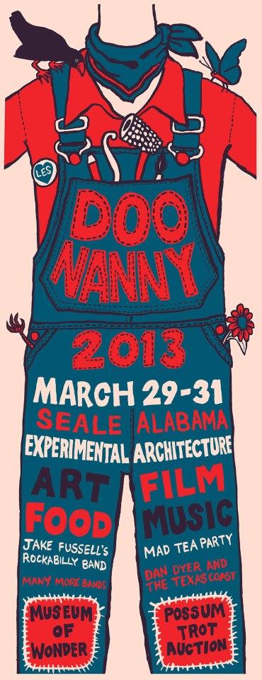 doo-nanny 2013 poster